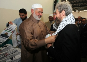 gaza2012withprimeministerhaneyafriendssince1997_1