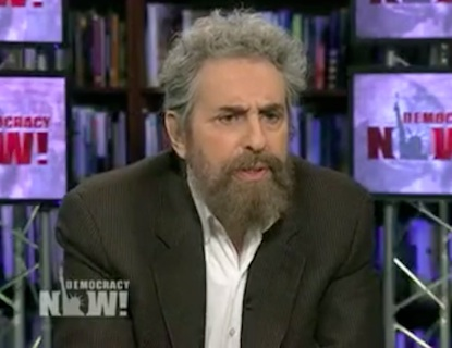 Stanley Cohen on Democracy Now December 30, 2014
